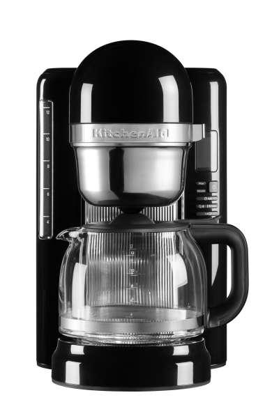Kaffeemaschine mit Einhandbedienung
