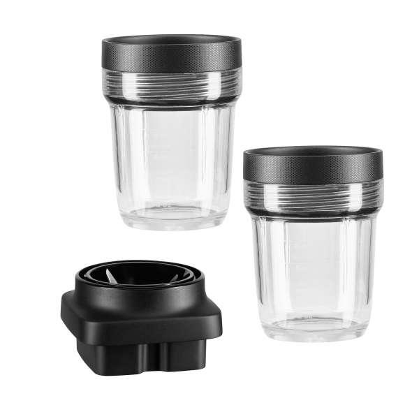 Zubehör für Standmixer K400: Mixbehälter-Set 200ml