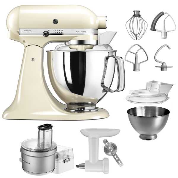P10 Food Processor Set Spezial 175er