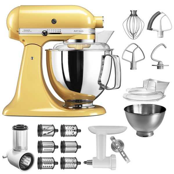 Kitchenaid P11 Profi Set Deluxe 175er 5ksm175p